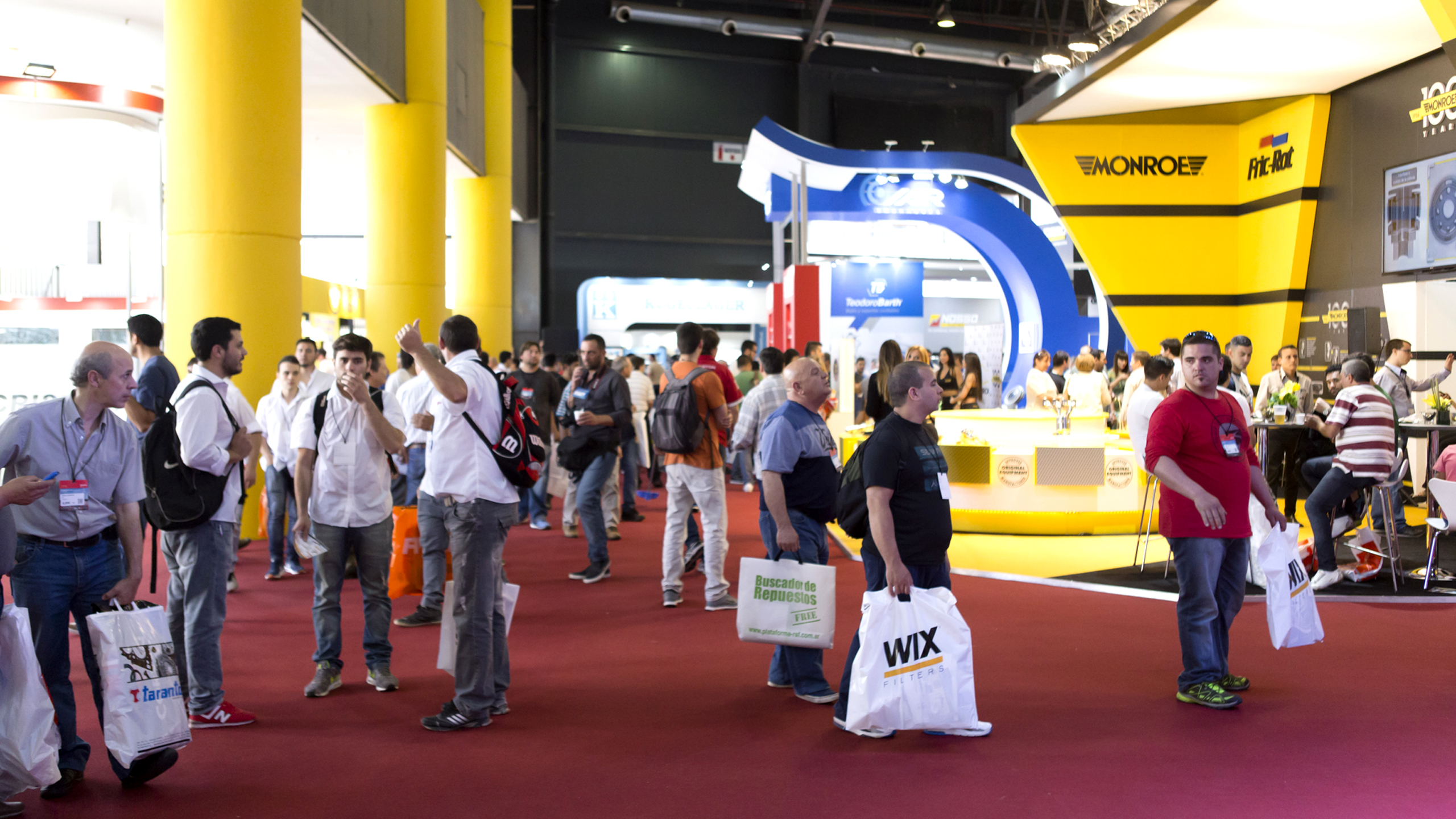 Automechanika Buenos Aires: General information